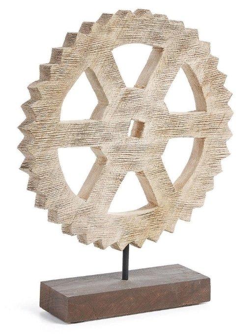 Декоративная подставка из дерева Julia Grup STORA