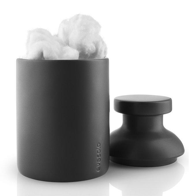 Емкость для ванной с крышкой из керамики