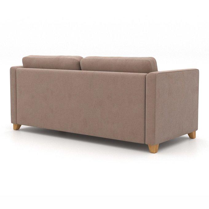Диван-кровать Bari SFR светло-коричневого цвета