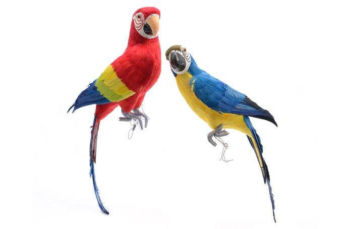 Декоративная фигурка Попугай
