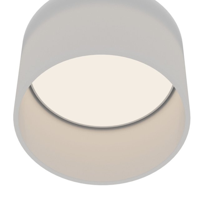 Встраиваемый светильник Valo белого цвета
