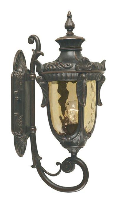 Настенный фонарь Elstead Exterior бронзовая патина