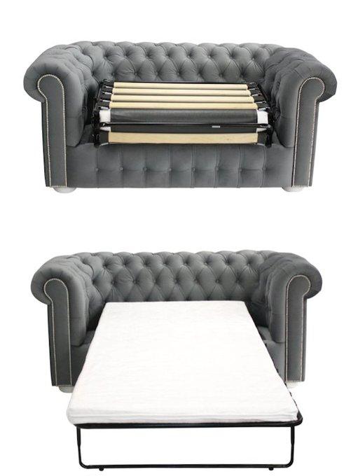 Двухместный раскладной диван Бергамо S