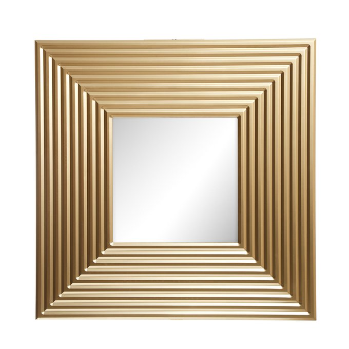 Зеркало настенное Larino Gold