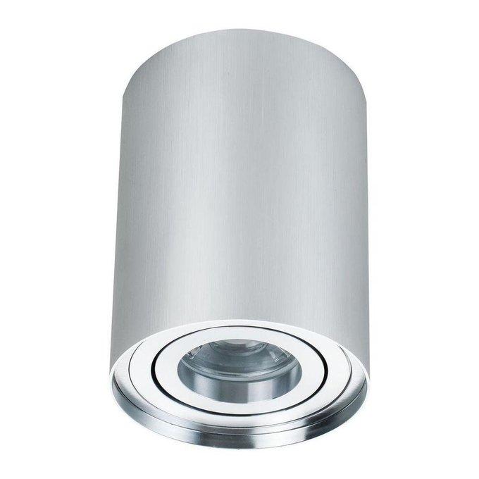Потолочный светильник Alfa серебряного цвета