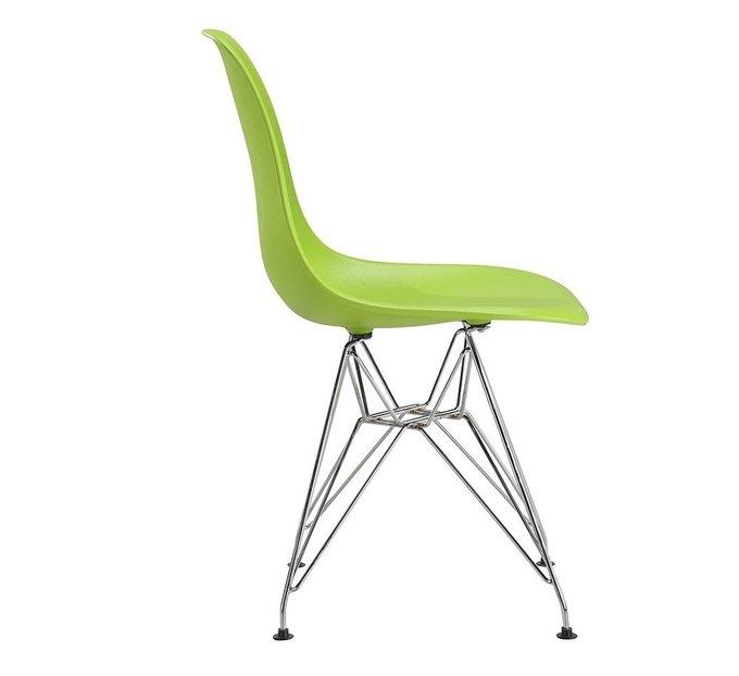 Обеденный стул Джексон с пластиковым сидением