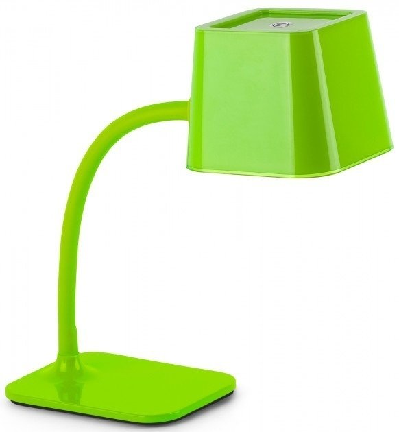 Настольная лампа Faro Flexi из металла и поликарбоната
