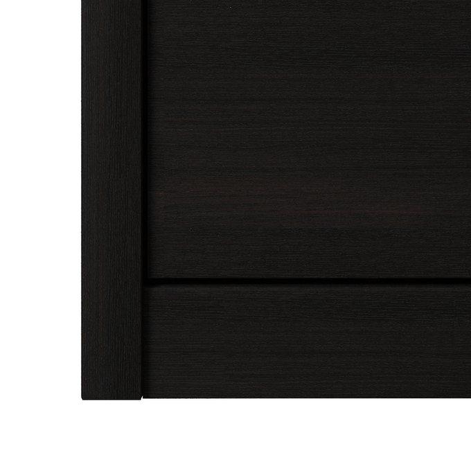 Прикроватная тумбочка Илона цвета темного дуба