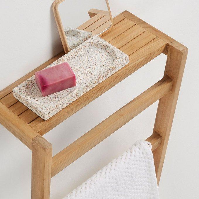 Полка для ванной Sunday из дерева