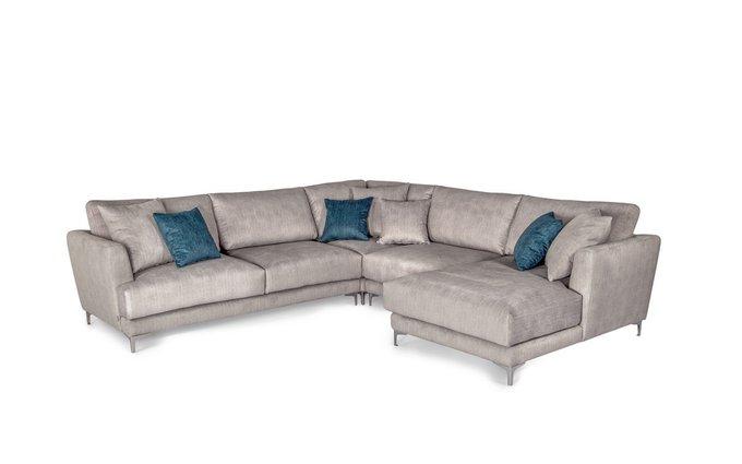 Угловой диван Andango бежевого цвета
