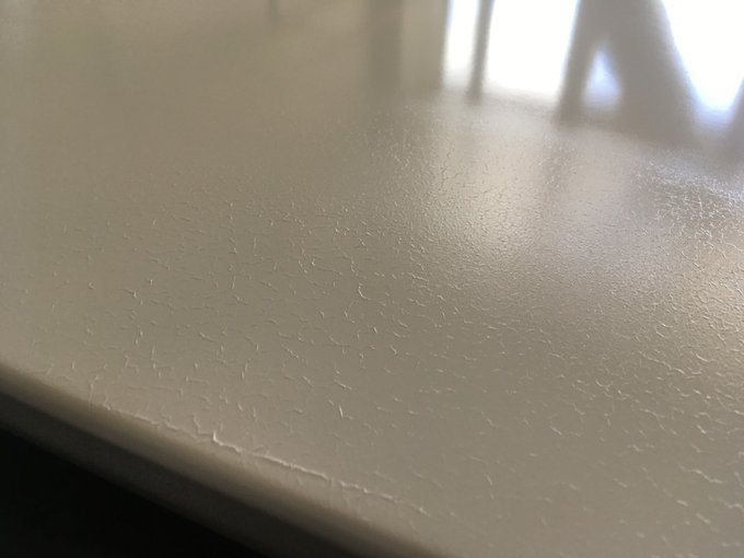 Сервант-витрина Palermo белого цвета