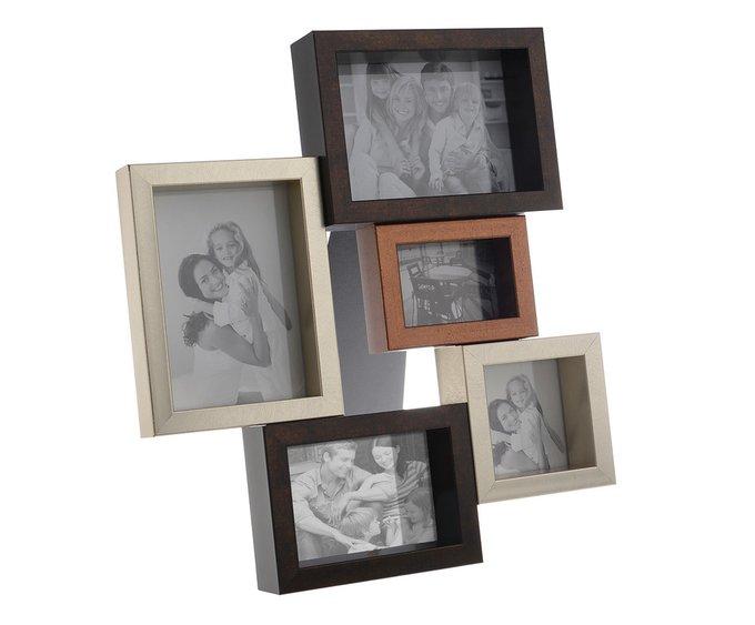 Фоторамка на четыре фотографии