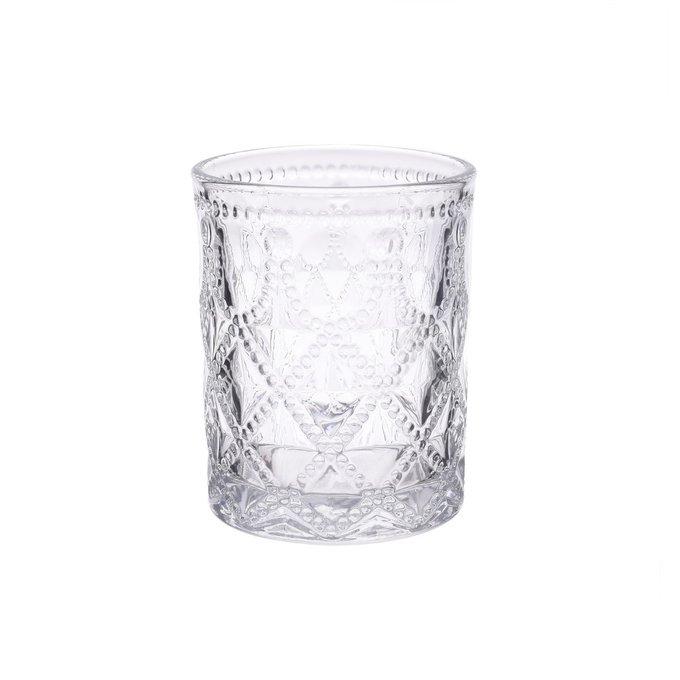 Набор из шести стеклянных стаканов