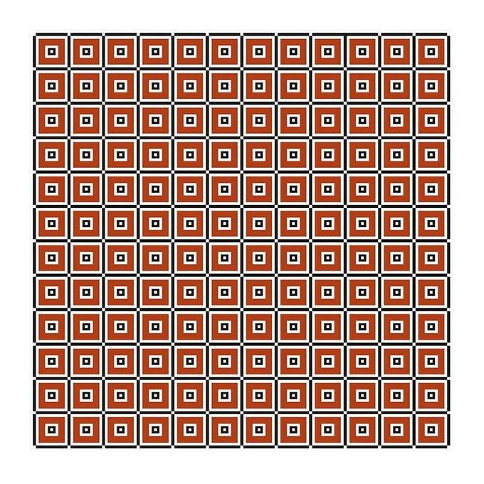 Яркий шерстяной ковер Stella 290x290