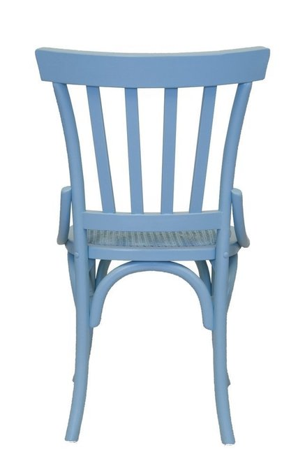 Венский стул Jax Blue синего стула