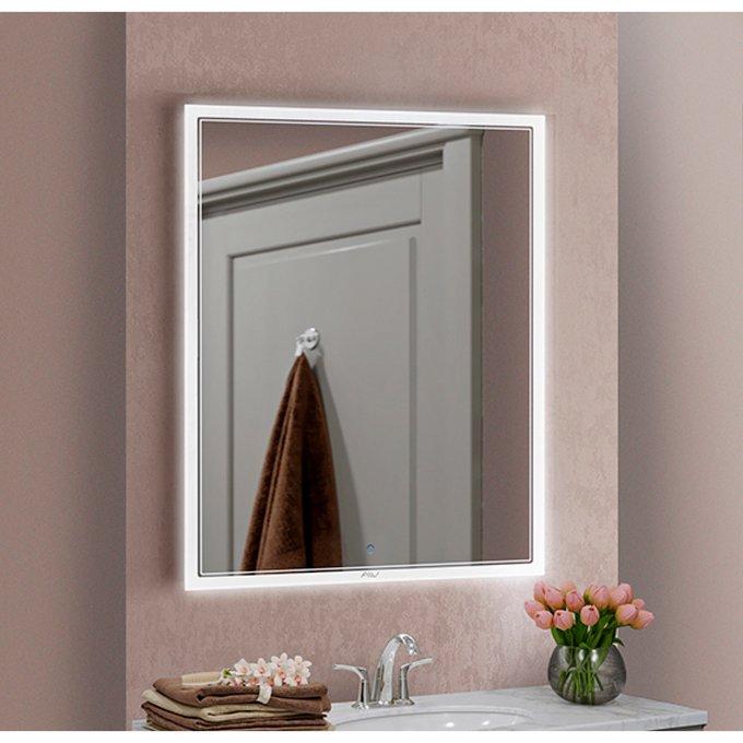 Настенное зеркало Emma с LED подсветкой