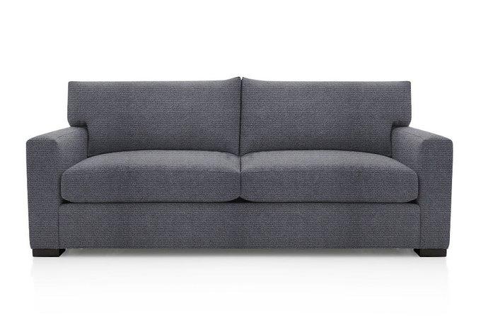 Диван-кровать Нагал темно-серого цвета