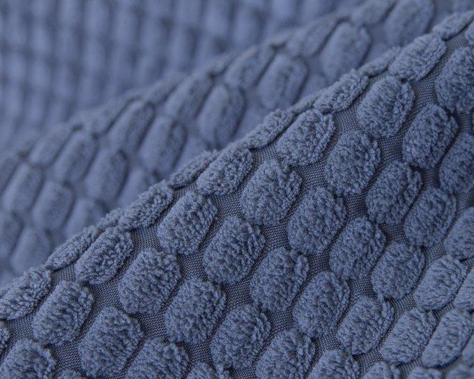 Декоративная подушка Civic Indigo темно-синего цвета