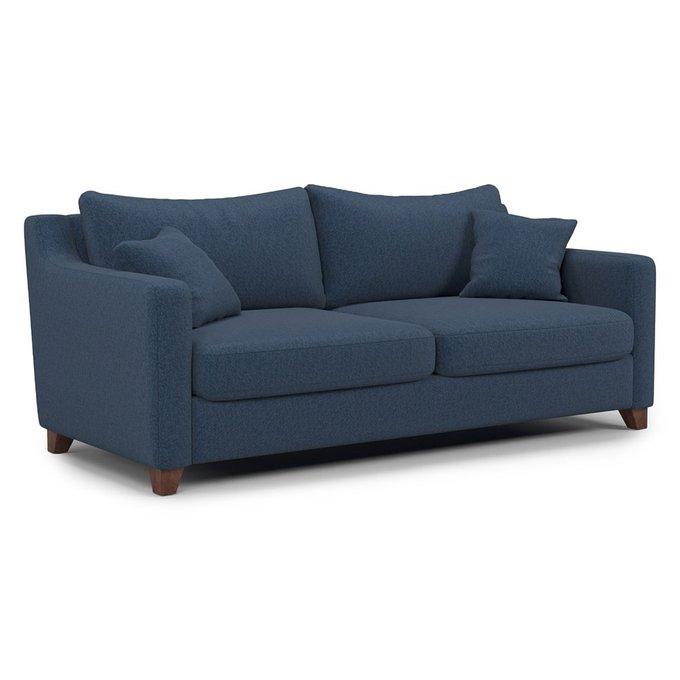 Диван-кровать Mendini MTR (204) синего цвета