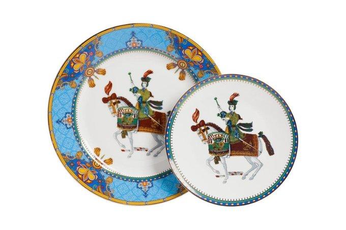 Комплект тарелок Jinete Twin