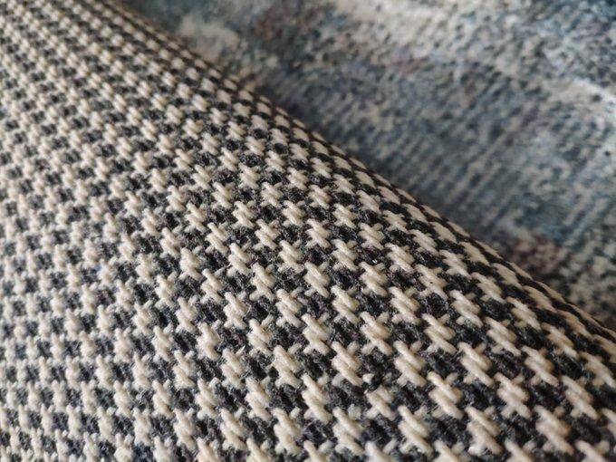 Ковер коричневого цвета 80x150