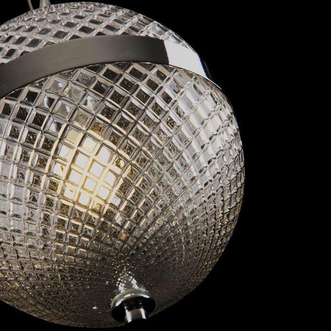 Подвесной светильник Yonkers с прозрачным плафоном