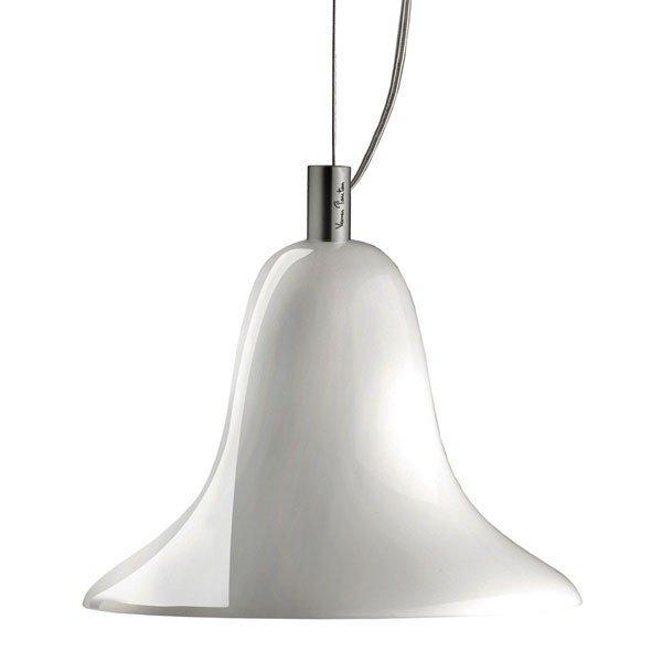 Подвесной светильник Verpan PANTOP из выдувного стекла