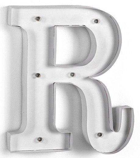 настенное украшение Julia Grup ARMAND из светло-белого металла