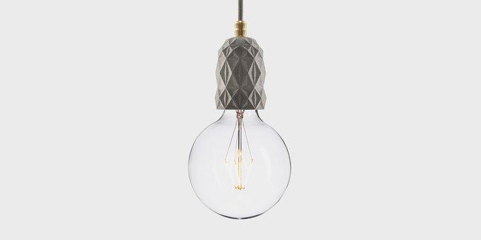 Подвесной светильник Beton Air Gray