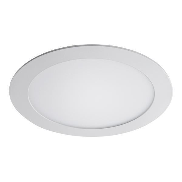 Встраиваемый светодиодный светильник Zocco белого цвета