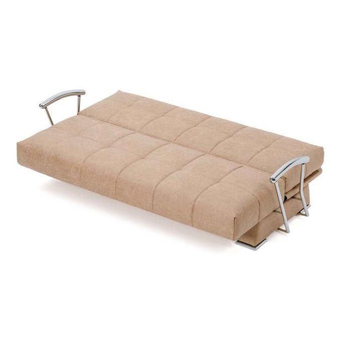 Диван-кровать Дудинка Snake бежевого цвета