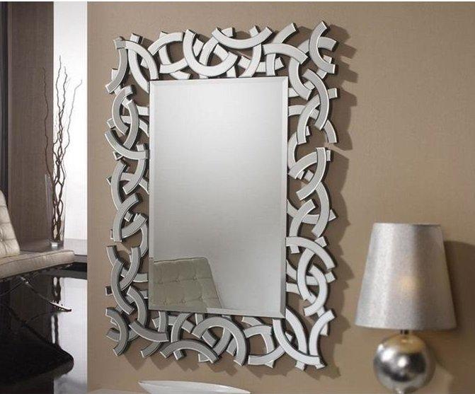 Настенное зеркало Schuller Eolo прямоугольной формы
