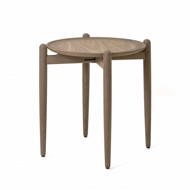 Стол кофейный Slow Folding коричневого цвета