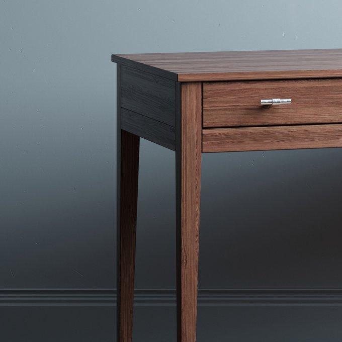 Письменный стол Ustas с двумя ящиками