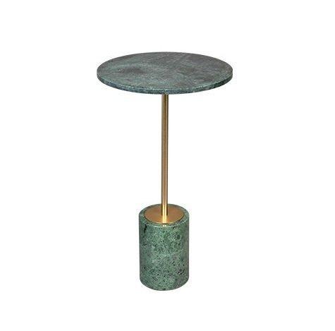 Столик приставной Gunnar из мрамора