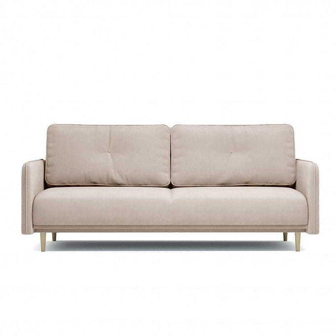 Диван-кровать Блумбер бежевого цвета