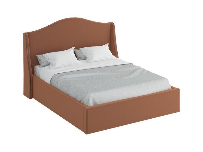 Кровать Soul Lift коричневого цвета 180х200