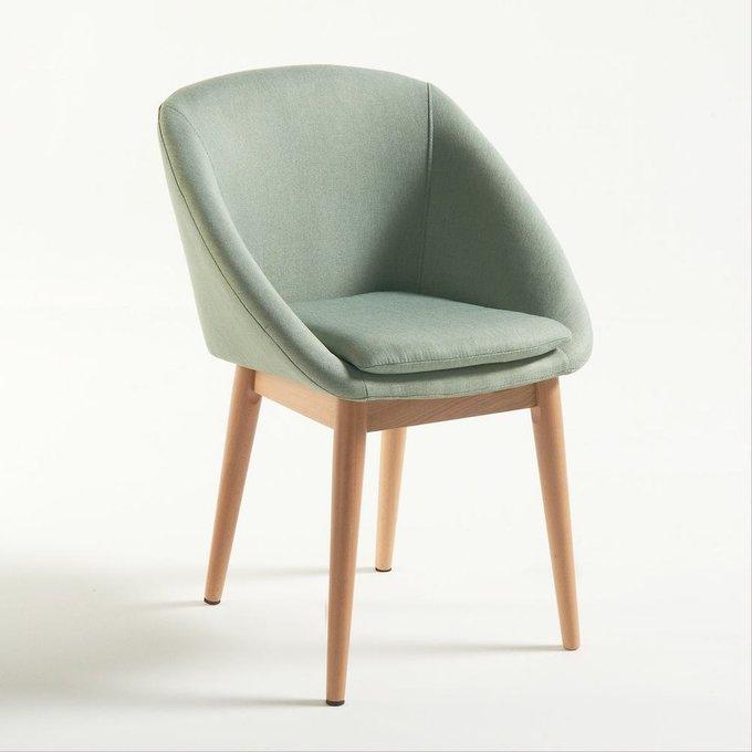 Обеденный стул Jimi зеленого цвета