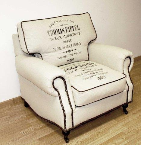 Кресло Tomas-Eiffiel на колесиках