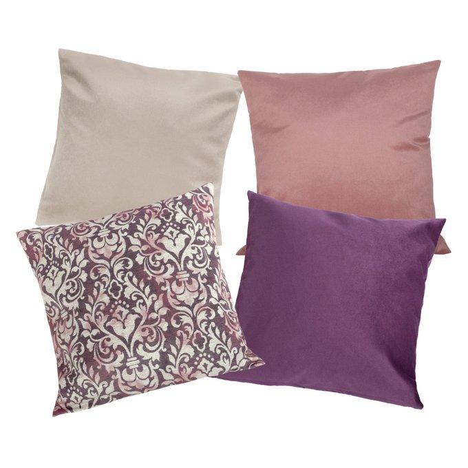 Набор из четырех чехлов Olvi Allegro с внутренними подушками