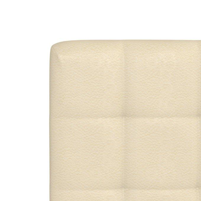 Кровать Инуа 120х200 бежевого цвета с подъемным механизмом