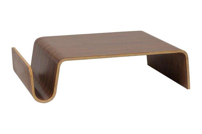 """Кофейный столик """"Scando Table Walnut"""""""