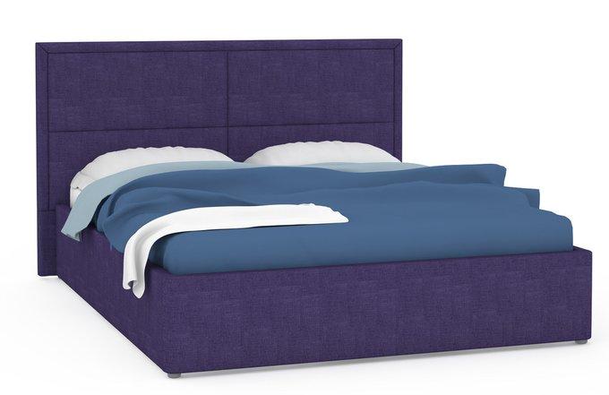 Кровать Прага фиолетового цвета 160х200