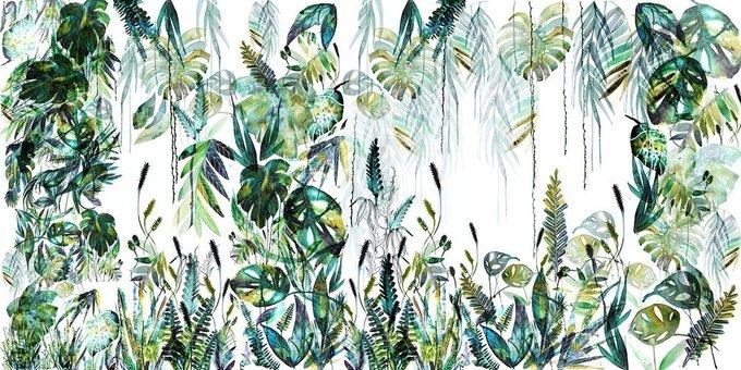 Обои Тропикана панно на флизелиновой основе