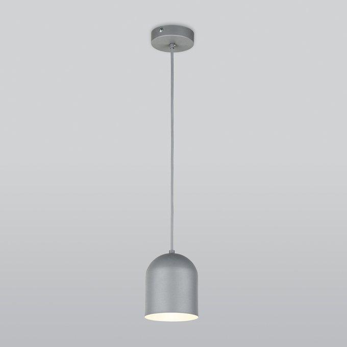 Подвесной светильник Tempre серого цвета
