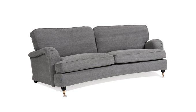 Прямой диван Oxford с колесиками