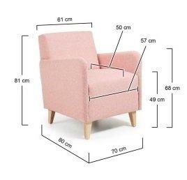Кресло Julia Grup KOPA