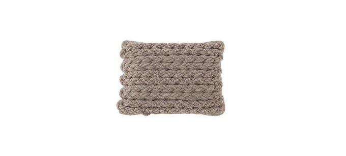 Подушка GAN Trenzas из 100% шерсти