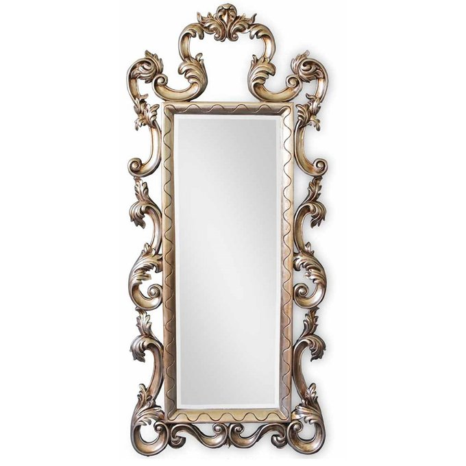 Напольное зеркало Firenze Silver