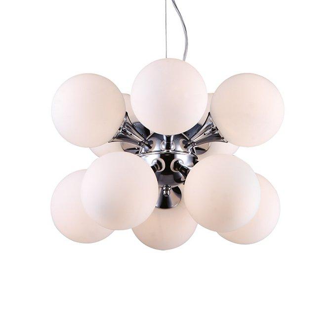 Подвесная люстра Arte Lamp Gelataio в стиле Хай-Тек